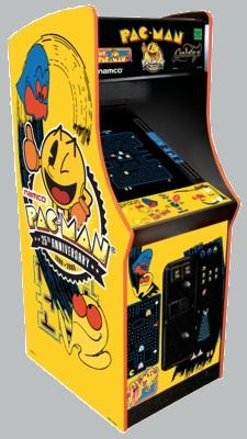 Namco PacMan 25th Anniversary Edition