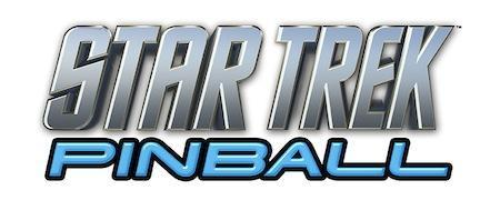 Star Trek Pinball Machine Logo