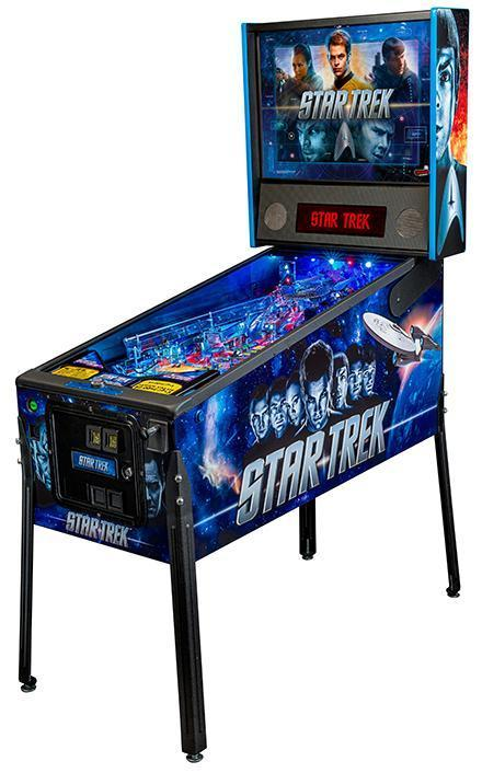 Star Trek Pinball Machine Full