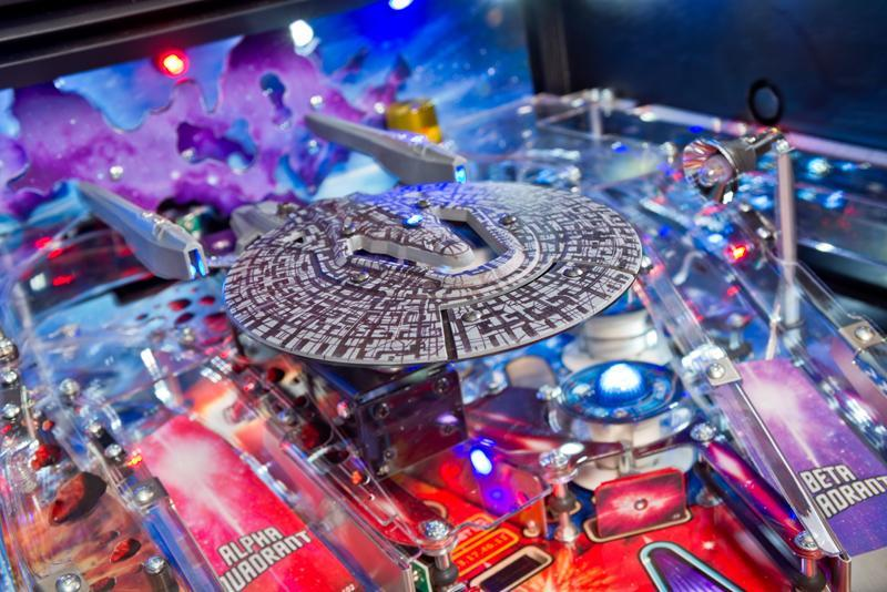 Star Trek Pinball Machine 010