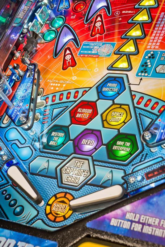 Star Trek Pinball Machine 009
