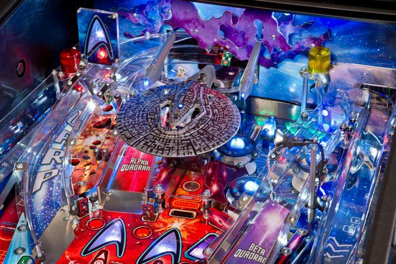 Star Trek Pinball Machine 006