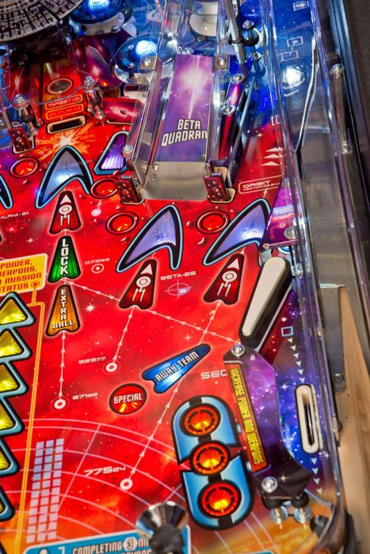 Star Trek Pinball Machine 005