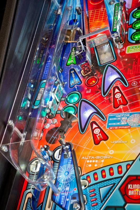 Star Trek Pinball Machine 004
